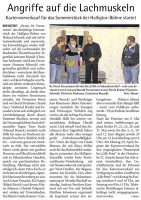 Die WochenSchau NF (22.04.2018)