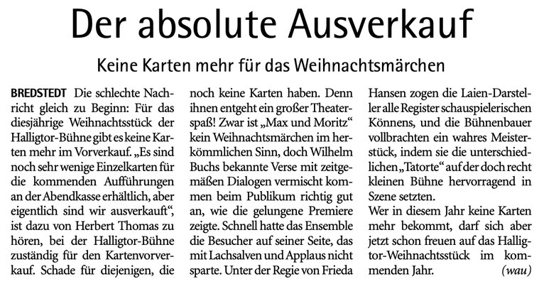 Die Wochenschau NF (07.12.2019)