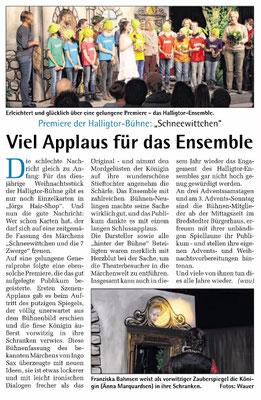 Die WochenSchau NF (04.12.2016)