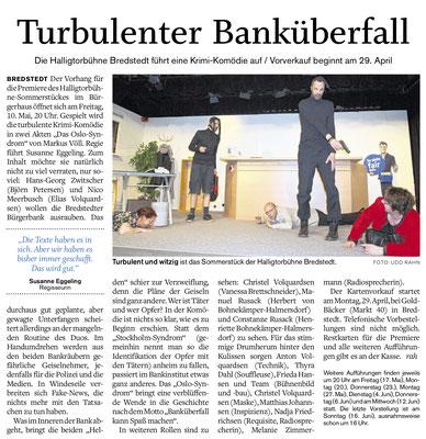 Husumer Nachrichten (20.04.2019)