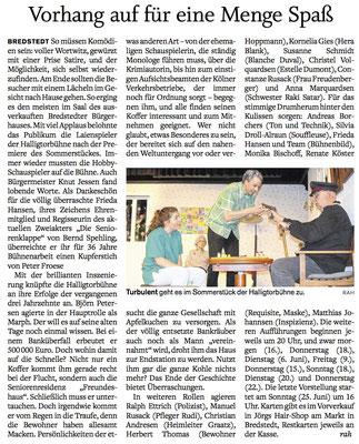 Husumer Nachrichten (15.05.2017)