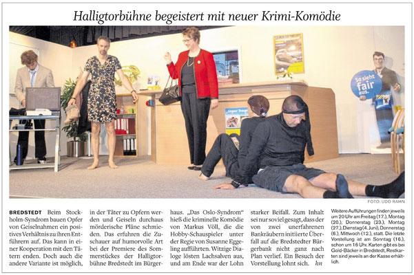 Husumer Nachrichten (14.05.2019)