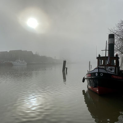 Leer Hafen