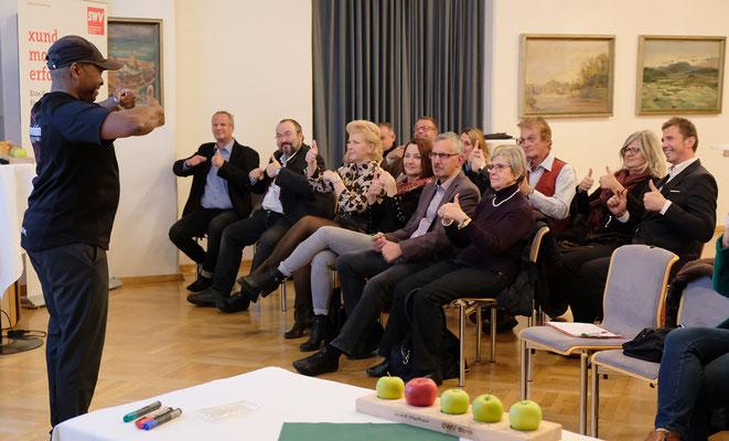 xund-bleiben-Seminar: WEG VOM GAS – GÖNN DIR WAS!