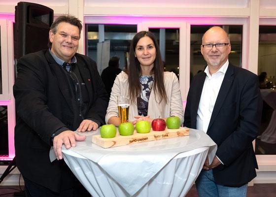 Kochbuchpräsentation »ARBEITSessen – Essen bei der Arbeit«