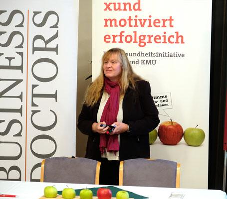 »Der Resilienz Cocktail«  Mag.a Ingeborg Windhofer, Resilienz-Coach,  Unternehmensberatung