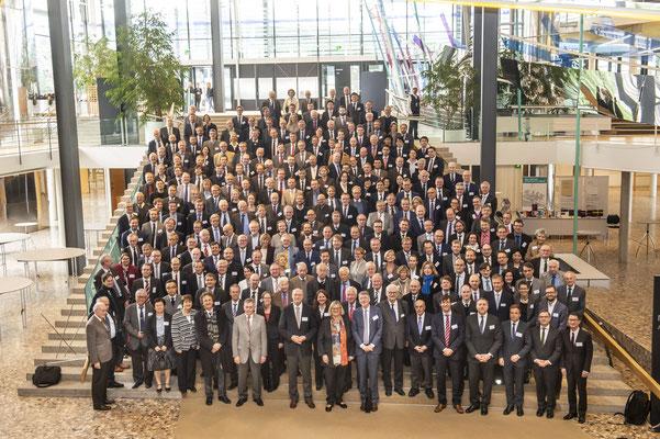 Die Teilnehmerinnen und Teilnehmer der 78. Tagung in Bonn 2018