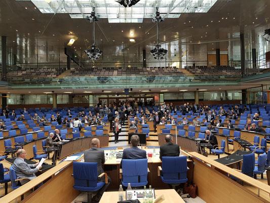 78. Tagung der VDStRL in Bonn 2018 / alter Plenarsaal