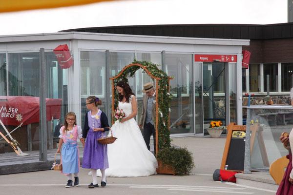 Schamanische Hochzeitszeremonie, Eagle Coaching
