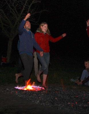 Feuerlaufen, Feuerlauf, Eagle Coaching