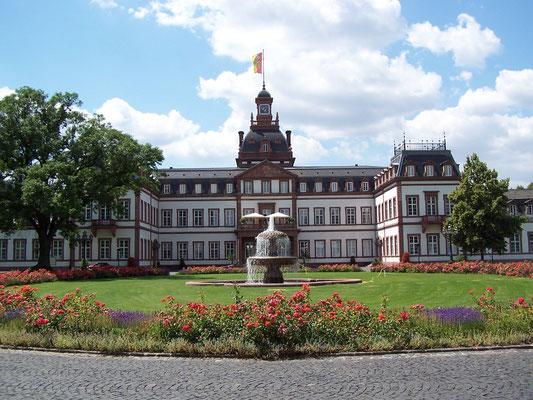 Schloss Philippsruhe in Hanau © Medienzentrum Hanau