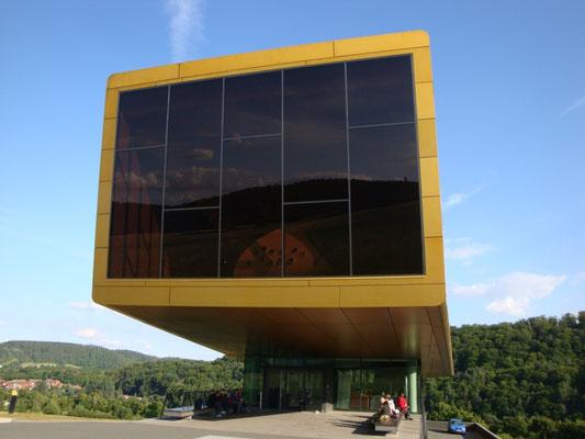 Arche Nebra - Panoramafenster (© Werner)