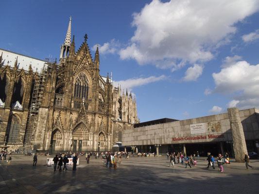 Römisch-Germanisches Museum, Köln (ACHTUNG: Das Museum ist zurzeit wegen Umbau geschlossen!) © Susanne Jenter, LVR-Amt für Bodendenkmalpflege im Rheinland