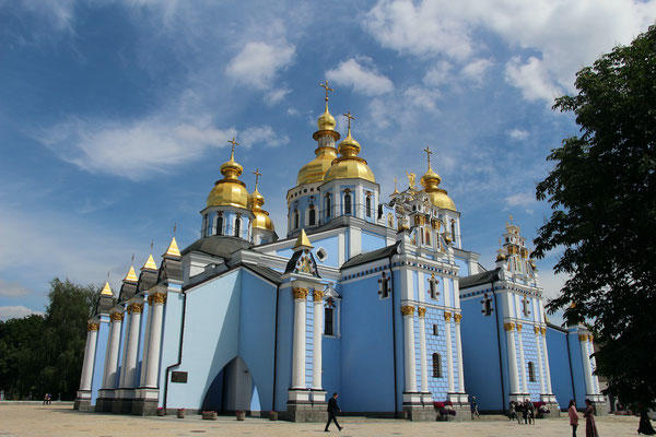 Sophienkathedrale in Kiew (© Via Regia)