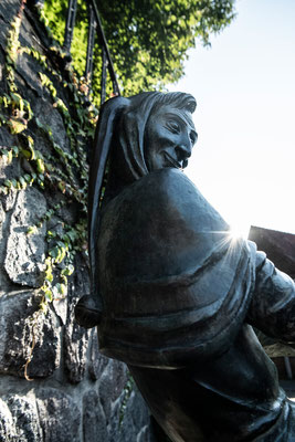 Eulenspiegel-Statue in Mölln © sh-tourismus.de