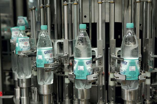Gerolsteiner Brunnen Produktion © Gerolsteiner Brunnen