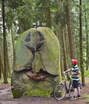 Süntelstein in Belm © TOL, Dieter Schinner
