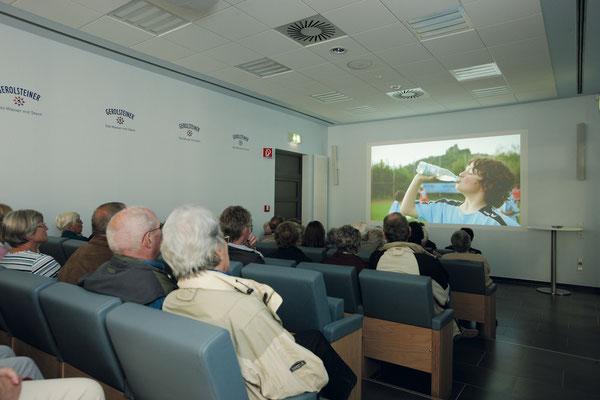 Gerolsteiner Besucherzentrum © Gerolsteiner Brunnen
