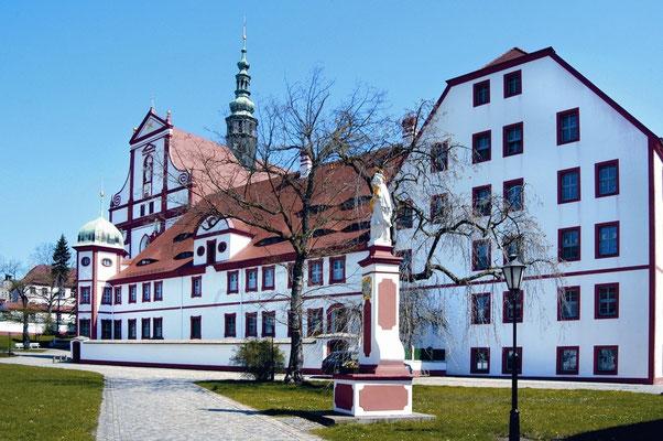 Kloster St. Marienstern © Via Sacra / Rene Pech
