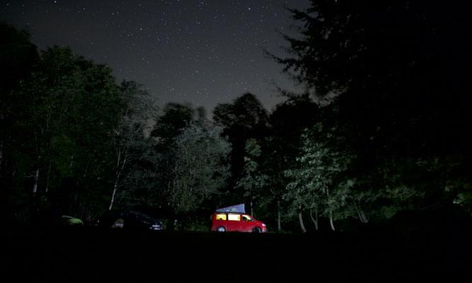 Camp Møns Klint (© LABAN Stories)