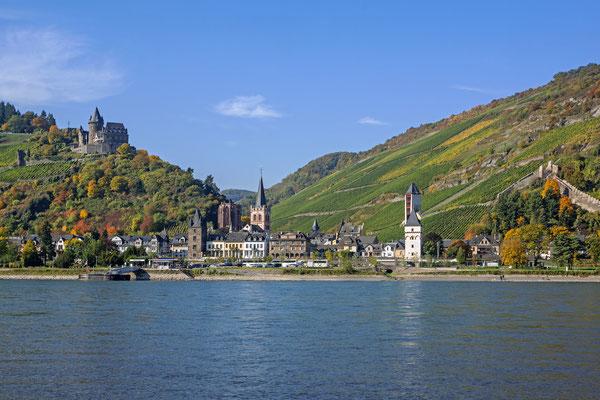 Mittelrhein, Bacharach ©Friedrich Gier