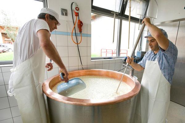 Impressionen von der Deutschen Milch- & Käsestraße