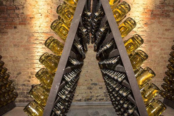 Impressionen von den Schlumberger Kellerwelten (© Schlumberger Wein- und Sektkellerei GmbH)