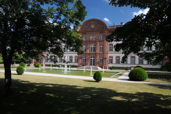Zweibrücken - Herzogschloss © Jürgen Proföhr, AG BarockStraße SaarPfalz