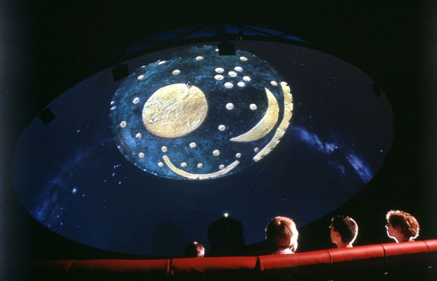 Planetarium - Copyright Liptak