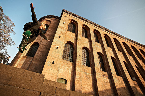 Basilika © Trier Tourismus & Marketing GmbH