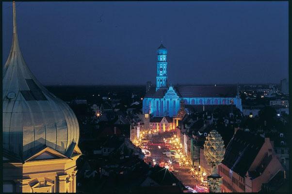 Augsburg © Sisi-Straße/Regio Augsburg Tourismus GmbH