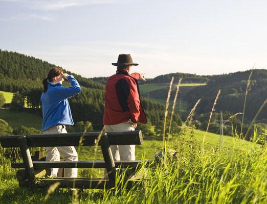Impressionen aus NRW > Das Sauerland © Sauerland Tourismus e. V.
