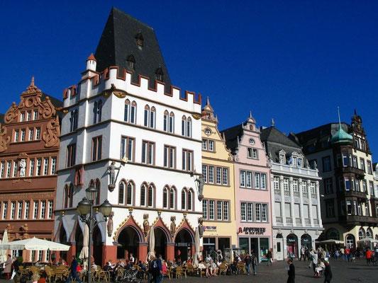 Hauptmarkt Trier © Trier Tourismus und Marketing GmbH