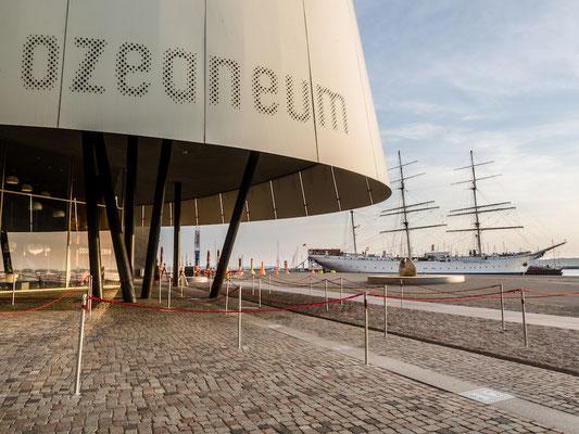 Ozeaneum Stralsund © Tourismuszentrale der Hansestadt Stralsund