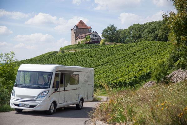 Impressionen von der Württemberger Weinstraße © HeilbronnerLand
