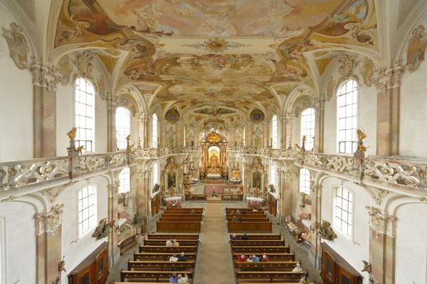 Wallfahrtskirche Birnau (© Oberschwaben Tourismus GmbH, Frank Müller)