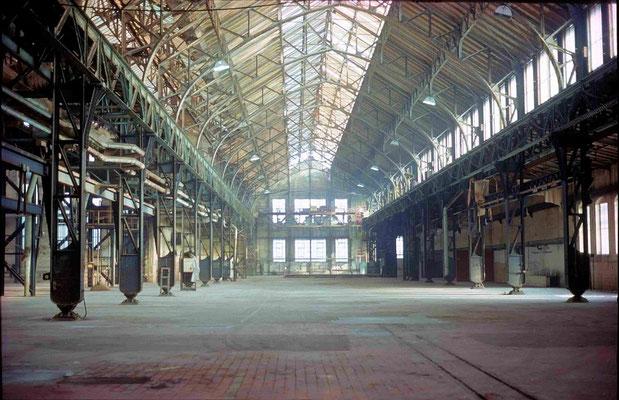 Die Jahrhunderthalle in Bochum © Route der Industriekultur