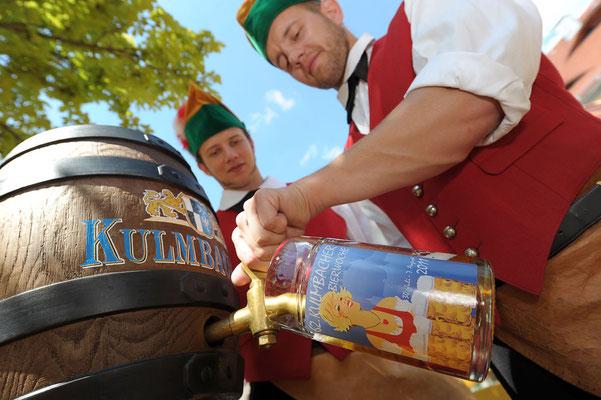 Kulmbacher Bierwoche © Kulmbacher Brauerei AG