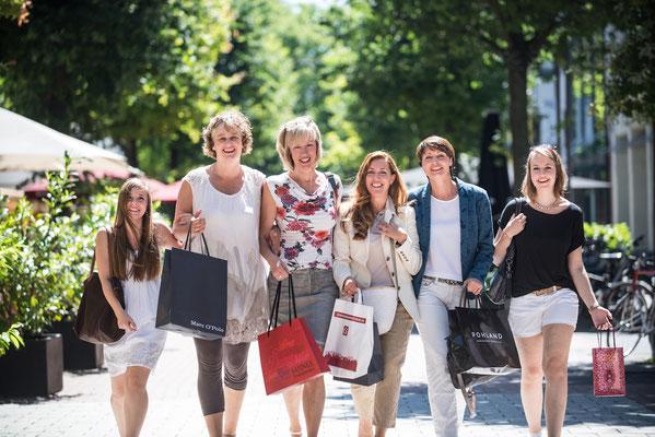 Vielfältige Shoppingerlebnisse in Hessens STARKEN STÄDTE © HA Hessen Agentur GmbH, Paavo Blofield