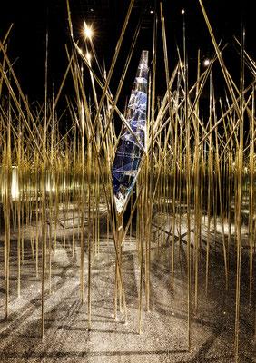 Wunderkammer Eden © Swarovski Kristallwelten