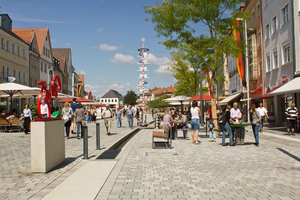Marktplatz © Thomas Höhn