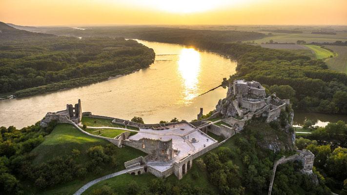 Bratislava Burg Devin © Bratislava Tourist Board