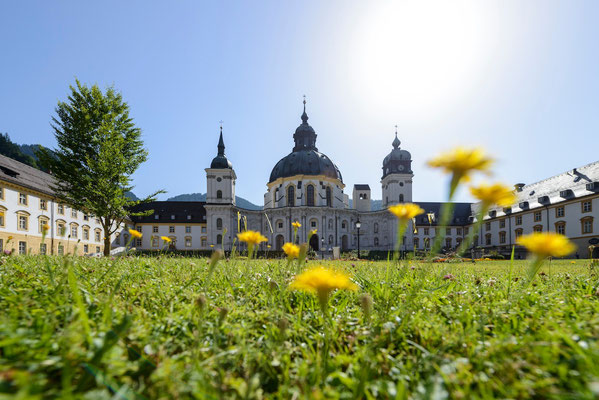Kloster Ettal - Copyright Deutsche Alpenstraße