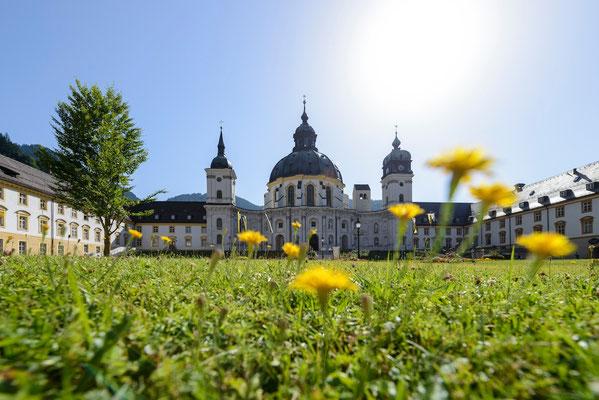 Kloster Ettal © Deutsche Alpenstraße