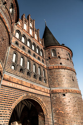 Holstentor in Lübeck © sh-tourismus.de