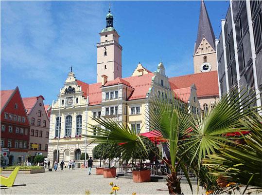 Impressionen aus Ingolstadt