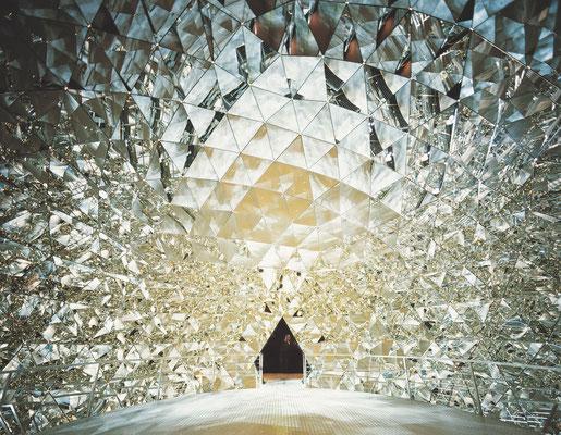Kristalldom © Swarovski Kristallwelten