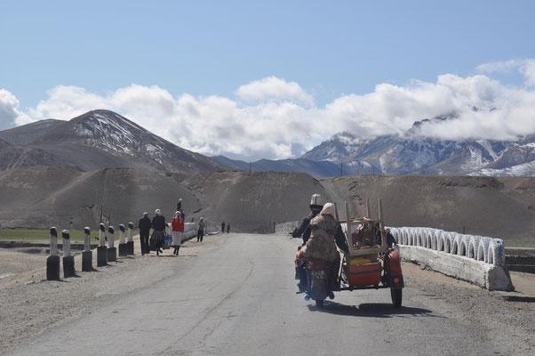 Impressionen vom Pamir Highway