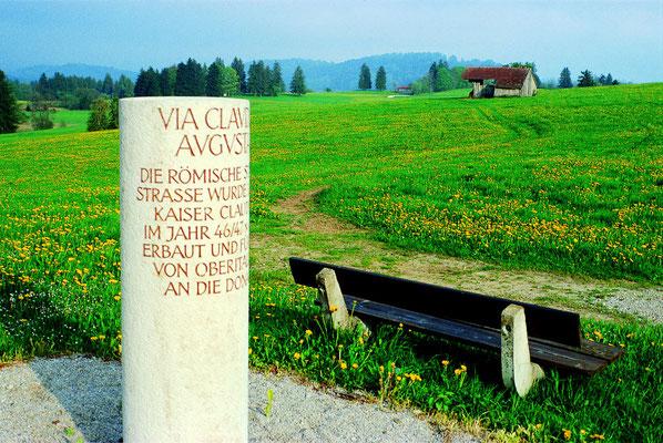 Impressionen von der Via Claudia Augusta © ARGE Gastlichkeit an der Via Claudia Augusta