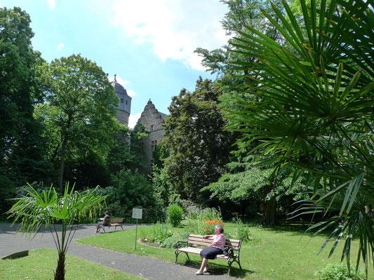 Botanischer Garten in Giessen © Giessen Marketing